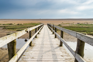 Chesil Beach Portland Dorset