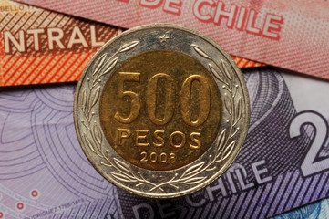 Silvana Comugnero Peso chileno