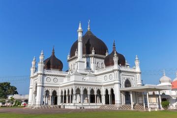 Masjid Zahir in Alor Setar city, Malaysia