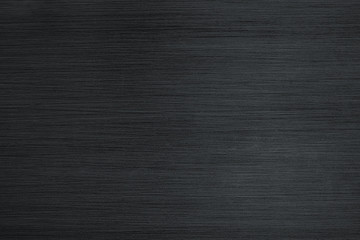 Brushed metal texture background. Stainless black steel Wall mural