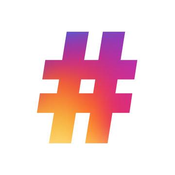 hashtag copy