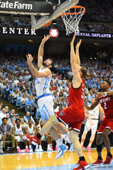 NCAA Basketball: N.C. State at North Carolina