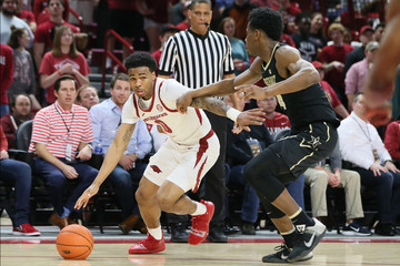 NCAA Basketball: Vanderbilt at Arkansas