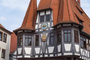 Detailblick Altes Rathaus Michelstadt
