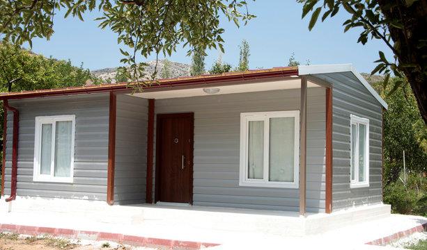 prefabricated house new