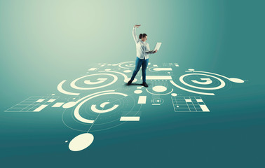 Technology concept development