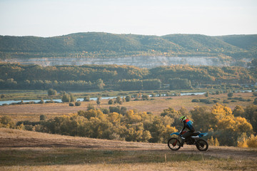 motocross bike riding education