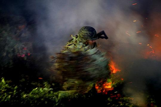 The Wider Image: As opium poppies bloom, Mexico seeks to halt heroin trade