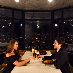 Perfect date concept