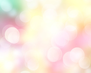 Wall Mural - Colorful abstract background blur