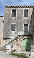 Old Mediterranean house