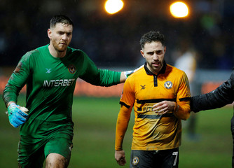 FA Cup Fourth Round Replay - Newport County v Middlesbrough