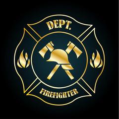 Firefighter Gold