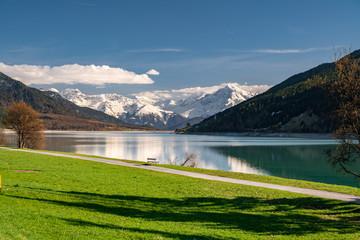 Lago di Resia, Italia