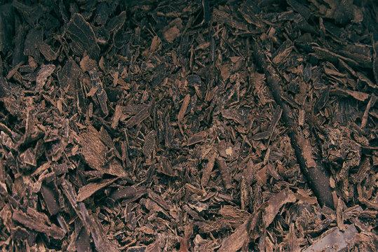 gebrochene schokolade