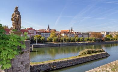 Wuerzburg in Franconia