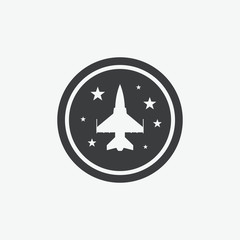 Air Force Vector Icon