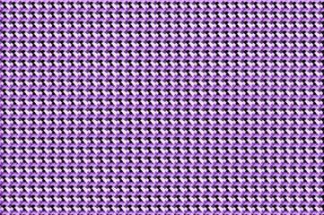 Rick Rack in Purple