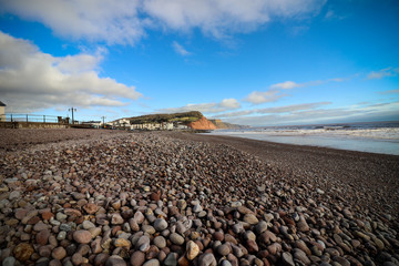 Sidmouth Beach, Devon
