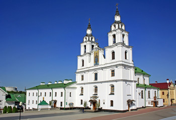 The Holy Spirit cathedral