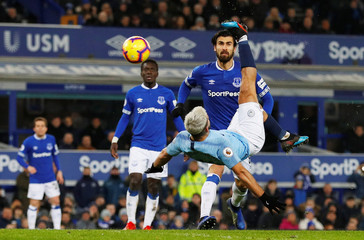Premier League - Everton v Manchester City