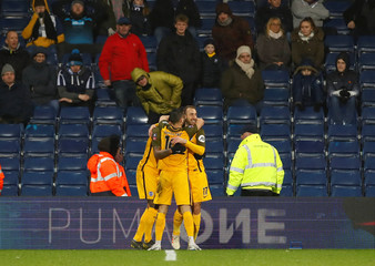 FA Cup Fourth Round Replay - West Bromwich Albion v Brighton & Hove Albion