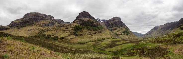 The Three sisters in Scotland