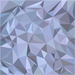 low poly abstract gray background