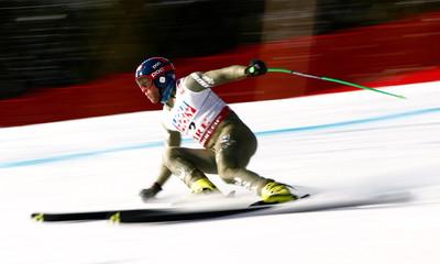 Alpine Skiing - FIS Alpine World Ski Championships - Men's Downhill Training
