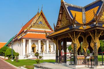 The Buddaisawan Chapel at Bangkok National Museum, Bangkok, Thailand, Asia