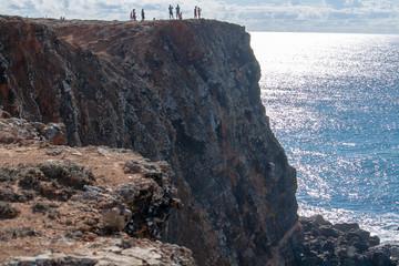 Cliffs of Sagres