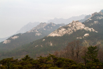 Laoshan National Forest Park, Qingdao, China