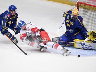 Ice Hockey - Sweden Hockey Games - Czech Republic v Sweden