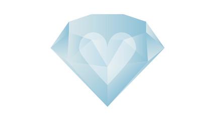 Diamond icon. Diamond logo vector design