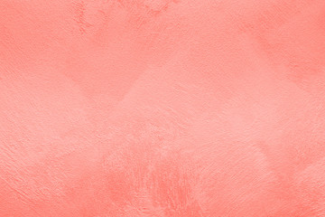 Texture of living coral decorative plaster.