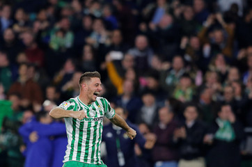 Copa del Rey - Semi Final First Leg - Real Betis v Valencia