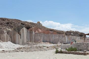 Ashlar cliff