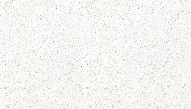 White background with motley abstract pattern. Looks like closeup white granite texture background.