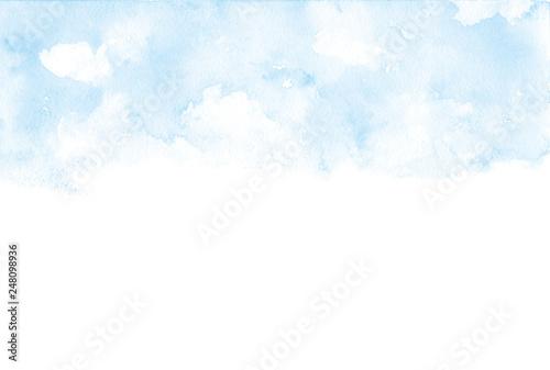 空 水彩イラストfotoliacom の ストック写真とロイヤリティフリーの