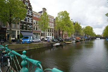 Canl vide à Amsterdam