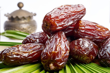 sweet dried dates fruit