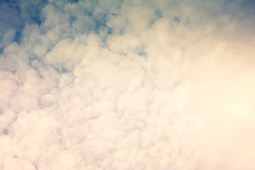 abstract grunge sky background