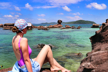 South islands of Phu Quoc