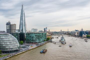 Staande foto London Panorama London