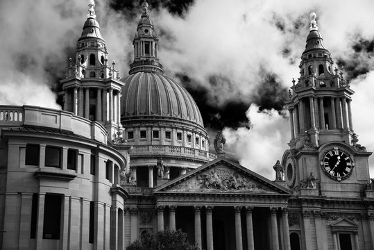 St Paul's Cathedral London (London 310)