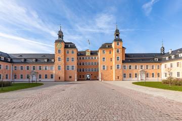 famous palace in Schwetzingen