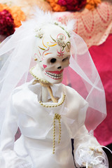 Day of the Dead Kachina