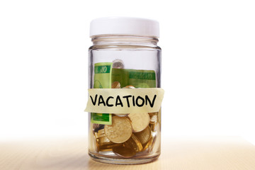 Money Saving For Vacation