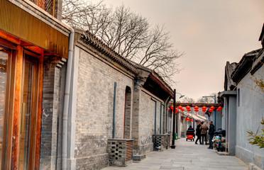 Wall Mural - Qianmen district, Beijing, China