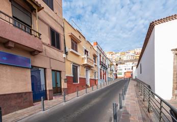 street view la gomera canarias